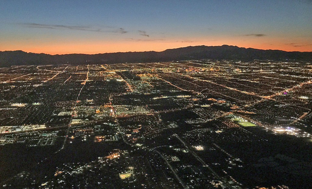 Las Vegas is a Gateway to Death Valley from Sacramento ...