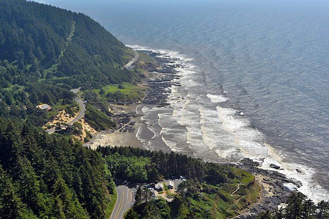 Ingress Portals Approved And Beachwalk In Yachats Oregon