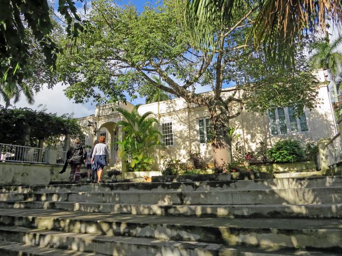 Hemingway House In Cuba