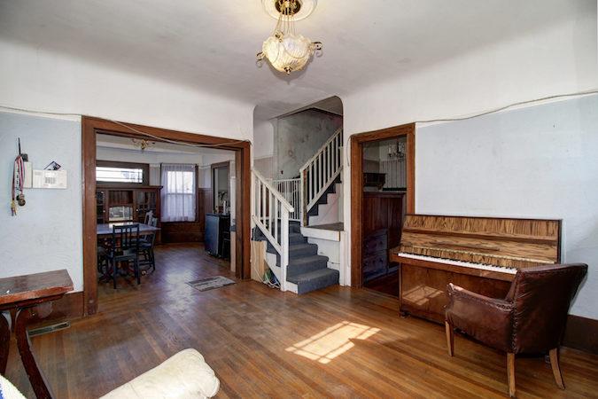 Main Floor 2704 S Street