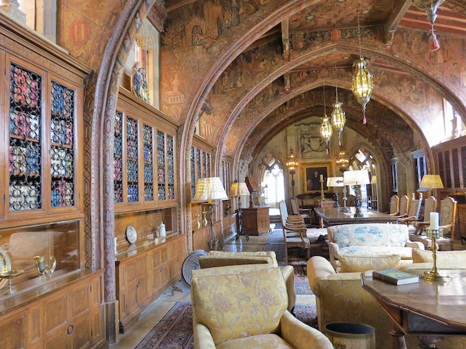 Review Hearst Castle Upstairs Suites Tour Is Intimate
