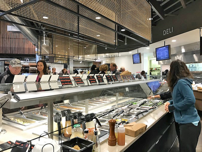 Sacramento Natural Foods Co Op Deli