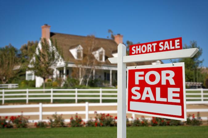 carmichael short sale