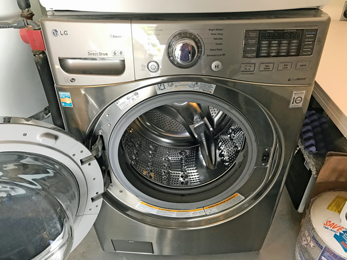 How to Fix the Problem When an LG Washer Doesn't Start