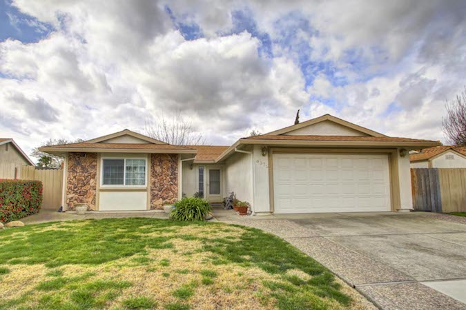 Just Listed Starter Home Near Consumnes By Elk Grove