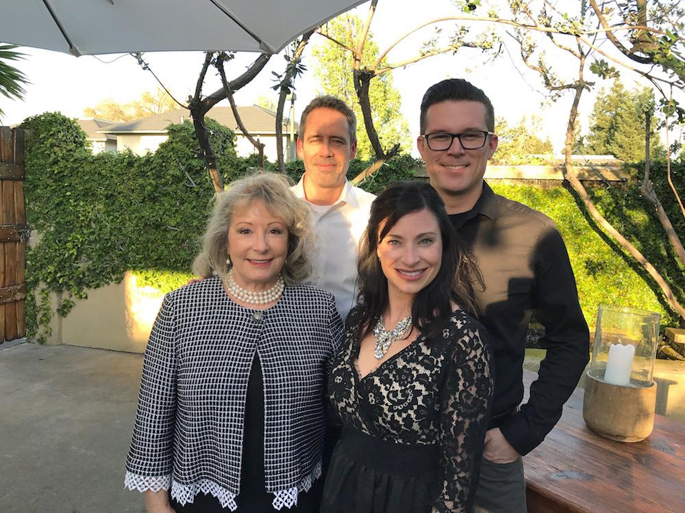 Elizabeth Weintraub Team Dined at The Kitchen
