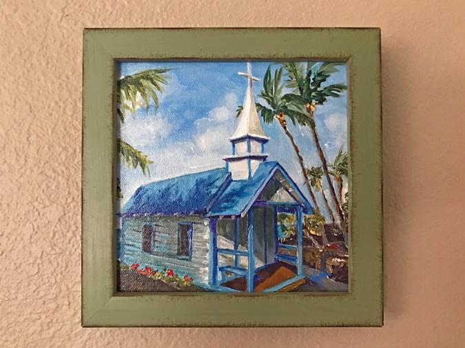 Local Hawaii artwork