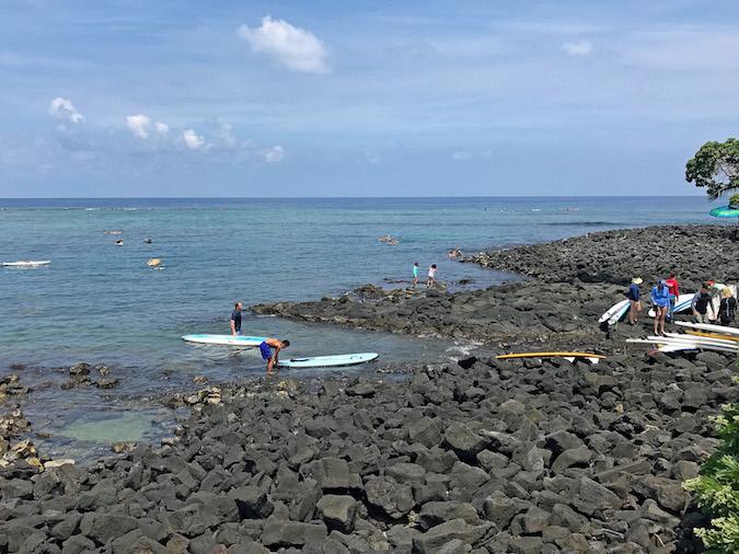photos of kahulu'u beach park