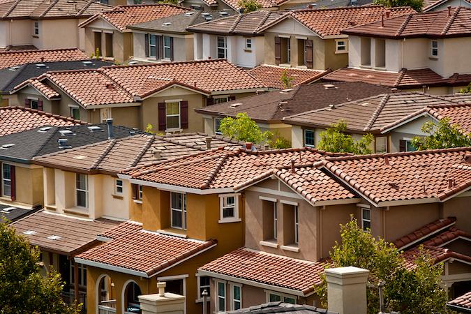 rising california home prices