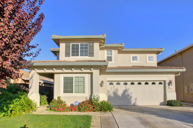 four bedroom home in Elk Grove