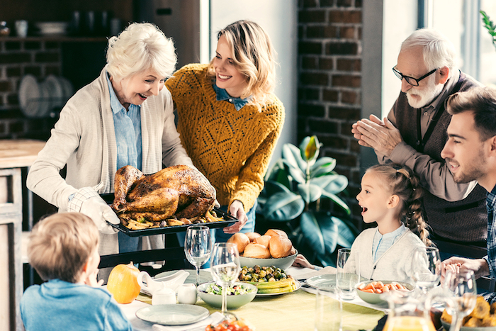 thanksgiving week and sacramento real estate