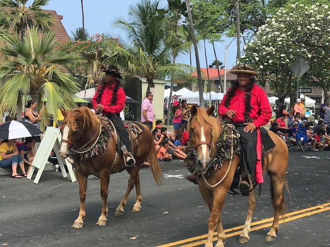 King Kamehameha Parade 2018