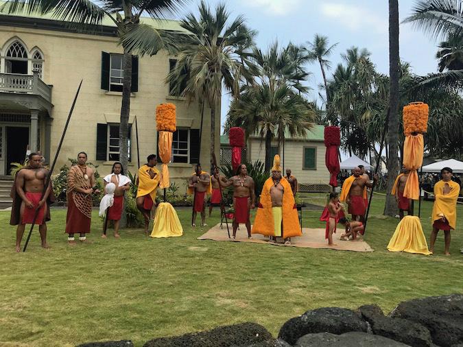 King Kamehameha Parade 2018 Kailua Kona