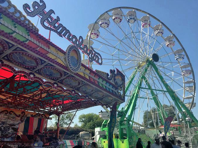 Fun Photos From the California State Fair 2018 - Elizabeth