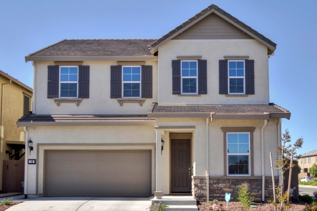 new natomas homes vs resale