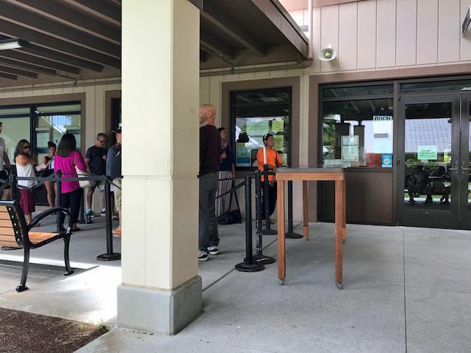 Kona DMV