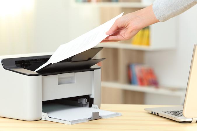 neighbor can print to your printer
