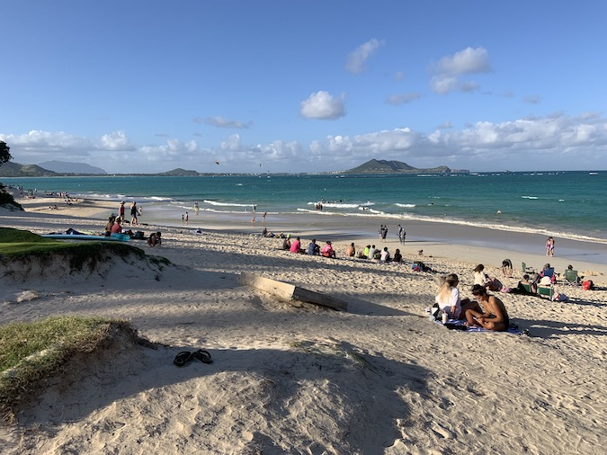 After New Years Oahu