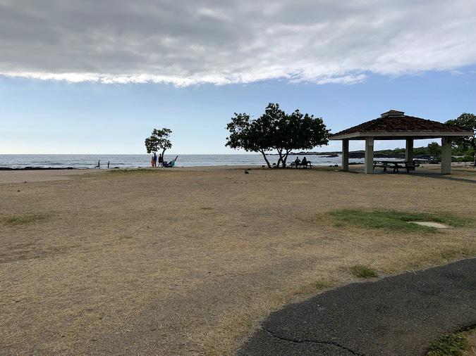 old kona airport beach