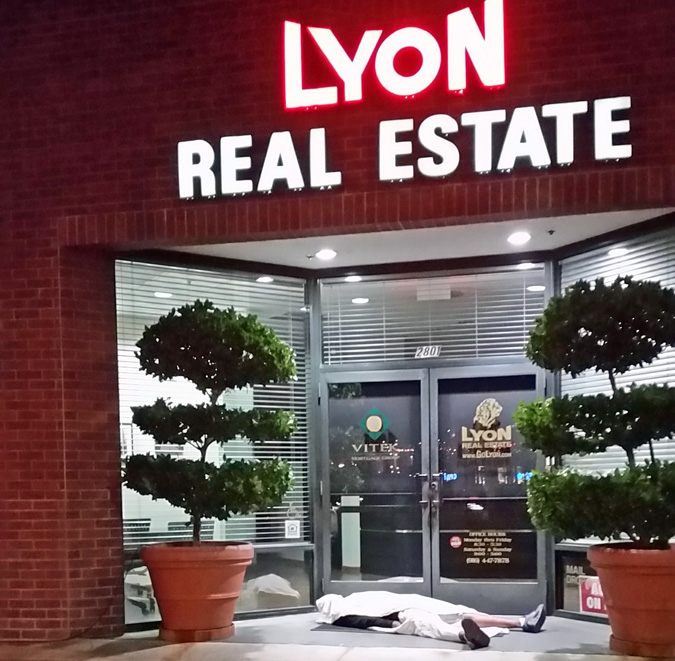 number one agent at lyon real estate