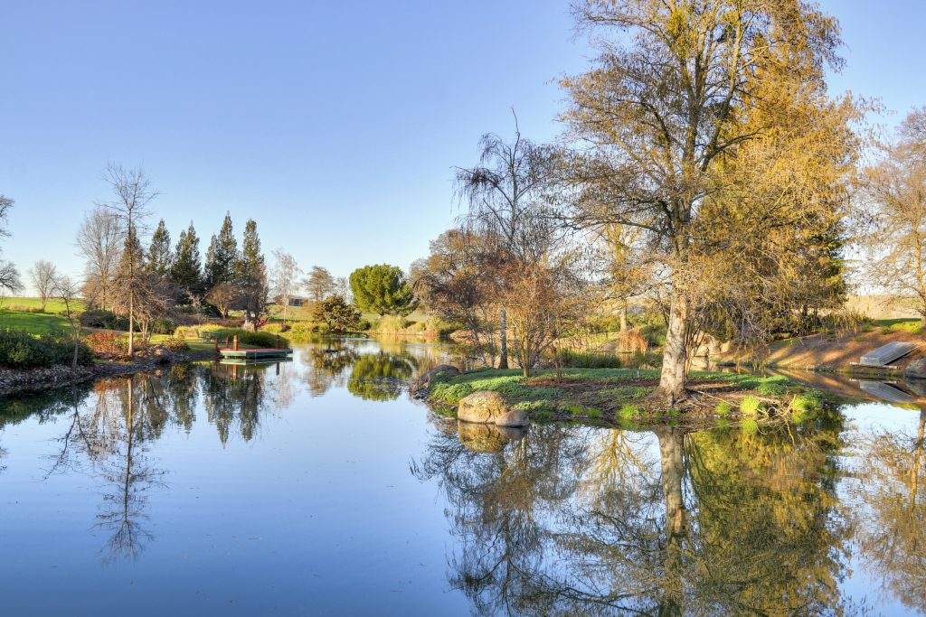 Sloughhouse Rd has a stunning Lake located in Elk Grove
