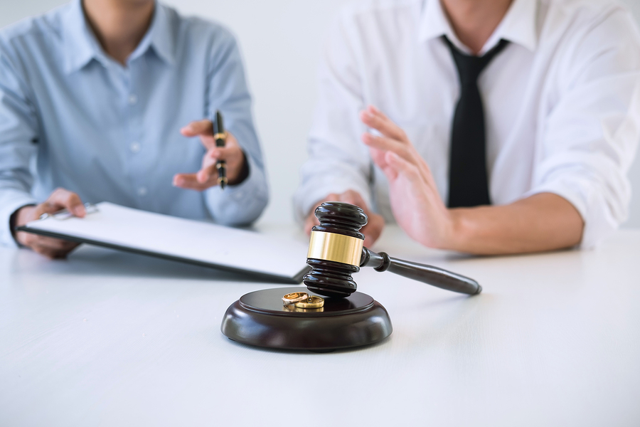 Title Held In Trusts And Divorce