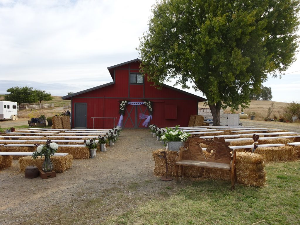 A Wilton Wedding Rural Ranch Style